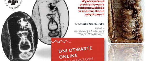dni otwarte, wykład dr Moniki Stachurskiej